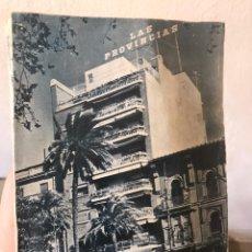 Coleccionismo de Revistas y Periódicos: LAS PROVINCIAS 1958 ALMANAQUE. Lote 195008760