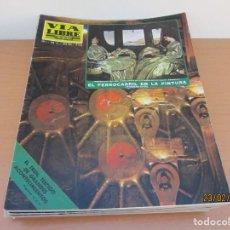 Coleccionismo de Revistas y Periódicos: REVISTA VIA LIBRE Nº 115. Lote 195025947