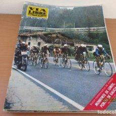 Coleccionismo de Revistas y Periódicos: REVISTA VIA LIBRE Nº 114. Lote 195026061