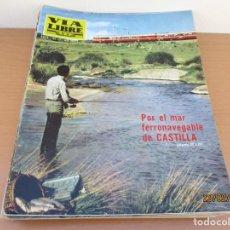 Coleccionismo de Revistas y Periódicos: REVISTA VIA LIBRE Nº 113. Lote 195026320