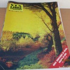Coleccionismo de Revistas y Periódicos: REVISTA VIA LIBRE Nº 111. Lote 195026418