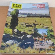 Coleccionismo de Revistas y Periódicos: REVISTA VIA LIBRE Nº 107. Lote 195026708