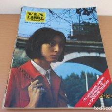 Coleccionismo de Revistas y Periódicos: REVISTA VIA LIBRE Nº 106. Lote 195026791