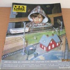 Coleccionismo de Revistas y Periódicos: REVISTA VIA LIBRE Nº 96. Lote 195026876