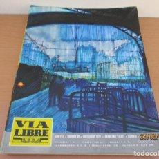 Coleccionismo de Revistas y Periódicos: REVISTA VIA LIBRE Nº 95. Lote 195026992