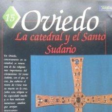 Coleccionismo de Revistas y Periódicos: ESPAÑA ENCANTADA Nº 15 CATEDRAL DE OVIEDO Y SANTO SUDARIO Y LA SABANA SANTA DE TURIN. Lote 195033472