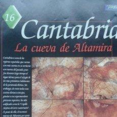Coleccionismo de Revistas y Periódicos: ESPAÑA ENCANTADA Nº 16-17 CUEVA DE ALTAMIRA. COLEGIATA SANTILLANA DEL MAR.HOMBRE-PEZ DE LIERGANES. Lote 195033788