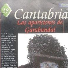 Coleccionismo de Revistas y Periódicos: ESPAÑA ENCANTADA Nº 18-19 APARICIONES DE LA VIRGEN DE GARABANDAL. CUEVAS DE MONTE CASTILLO.. Lote 195033928