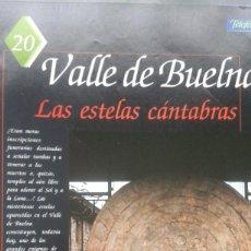 Coleccionismo de Revistas y Periódicos: ESPAÑA ENCANTADA Nº 20 ESTELAS CANTABRAS DEL VALLE DE BUELNA.. Lote 195034210