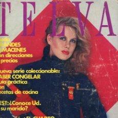 Coleccionismo de Revistas y Periódicos: TELVA NÚM 364 2ª QUINCENA DE NOVIEMBRE DE 1978.. Lote 195045196