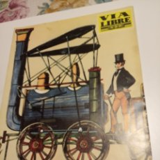 Coleccionismo de Revistas y Periódicos: VÍA LIBRE. Lote 195046780