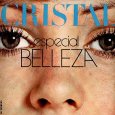 Coleccionismo de Revistas y Periódicos: CRISTAL AÑOIV Nº 34 ABRIL 1972. ESPECIAL BELLEZA. Lote 195048038