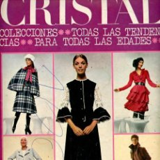 Coleccionismo de Revistas y Periódicos: CRISTAL AÑO III Nº 27, SEPTIEMBRE DE 1971. 25 PESETAS. Lote 195048521