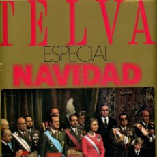 Coleccionismo de Revistas y Periódicos: TELVA ESPECIAL NAVIDAD 1975. NÚM. 293 1ª QUINCENA DE 1975. Lote 195049185