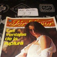 Coleccionismo de Revistas y Periódicos: REVISTA SATÍRICA POR FAVOR 99 VER FOTOS ESTADO ALGUNA ARRUGA LOMO Y MANCHA. Lote 195054031