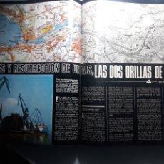 Coleccionismo de Revistas y Periódicos: LAS DOS ORILLAS DE BILBAO. POR ELISEO BAYO . 6 PAGINAS AÑO 1973. Lote 195054270
