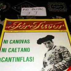 Coleccionismo de Revistas y Periódicos: REVISTA SATÍRICA POR FAVOR 92. Lote 195054291