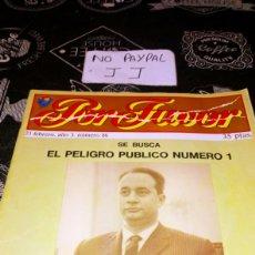 Coleccionismo de Revistas y Periódicos: REVISTA SATÍRICA POR FAVOR 86. Lote 195054428