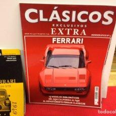 Coleccionismo de Revistas y Periódicos: REVISTAS FERRARI. Lote 195056236
