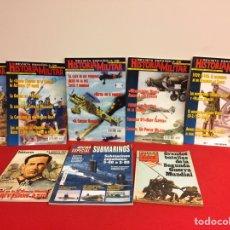 Coleccionismo de Revistas y Periódicos: REVISTAS HISTORIA MILITAR. Lote 195056320