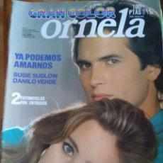 Coleccionismo de Revistas y Periódicos: FOTONOVELA ORNELA GRAN COLOR . NÚM. 111. YA PODEMOS AMARNOS. Lote 195060296