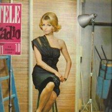 Coleccionismo de Revistas y Periódicos: REVISTA TELE RADIO Nº 311, 9-15 DICIEMBRE 1963, IVANA, MARISOL EN DESTINO TV EN PAGINAS INTERIORES. Lote 195066681