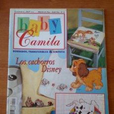 Coleccionismo de Revistas y Periódicos: BABY CAMILA. Lote 195067681