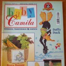 Coleccionismo de Revistas y Periódicos: BABY CAMILA. Lote 195068568
