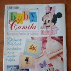 Coleccionismo de Revistas y Periódicos: BABY CAMILA. Lote 195069315