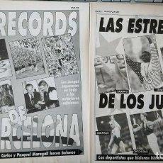 Coleccionismo de Revistas y Periódicos: SPORT, BARCELONA 92. Lote 195075200