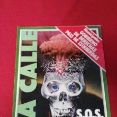 Coleccionismo de Revistas y Periódicos: REVISTA LA CALLE N.55 AÑO 1979. Lote 195076030