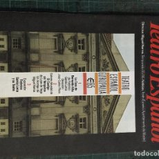 Coleccionismo de Revistas y Periódicos: TEATRO ESPAÑOL, MADRID. MIGUEL NARROS TEMPORADA 85/86 . Lote 195082141