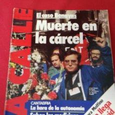 Coleccionismo de Revistas y Periódicos: REVISTA LA CALLE N.125 AÑO 1980. Lote 195087057