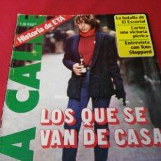 Coleccionismo de Revistas y Periódicos: REVISTA LA CALLE N.126 AÑO 1980. Lote 195087406