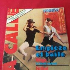 Coleccionismo de Revistas y Periódicos: REVISTA LA CALLE N.128 AÑO 1980. Lote 195087711