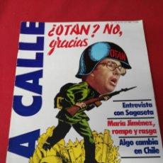 Coleccionismo de Revistas y Periódicos: REVISTA LA CALLE N.118 AÑO 1980. Lote 195088186