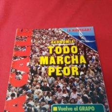 Coleccionismo de Revistas y Periódicos: REVISTA LA CALLE N.124 AÑO 1980. Lote 195088455