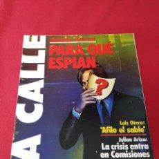 Coleccionismo de Revistas y Periódicos: REVISTA LA CALLE N.121 AÑO 1980. Lote 195088728