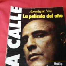 Coleccionismo de Revistas y Periódicos: REVISTA LA CALLE N.86 AÑO 1979. Lote 195106162