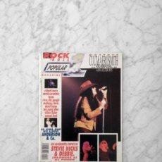 Coleccionismo de Revistas y Periódicos: POPULAR 1 - 1990 - DEBORAH HARRY, DAVID BYRNE, THE CULT, AEROSMITH, DAVID COVERDALE, GERMAN COPPINI. Lote 195106962