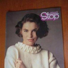 Coleccionismo de Revistas y Periódicos: LANAS STOP, SUPLEMENTO DE LABORES DEL HOGAR. Lote 195144033