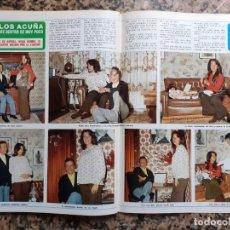 Coleccionismo de Revistas y Periódicos: CARLOS ACUÑA. Lote 195148528