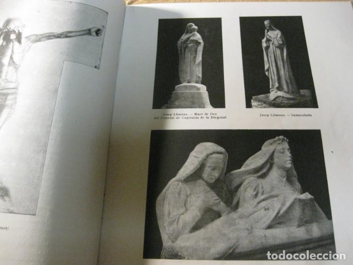 Coleccionismo de Revistas y Periódicos: revista de arte vell i nou epoca II 1920 Vol I nº V ed bayes . germans llimona art - Foto 4 - 195153227