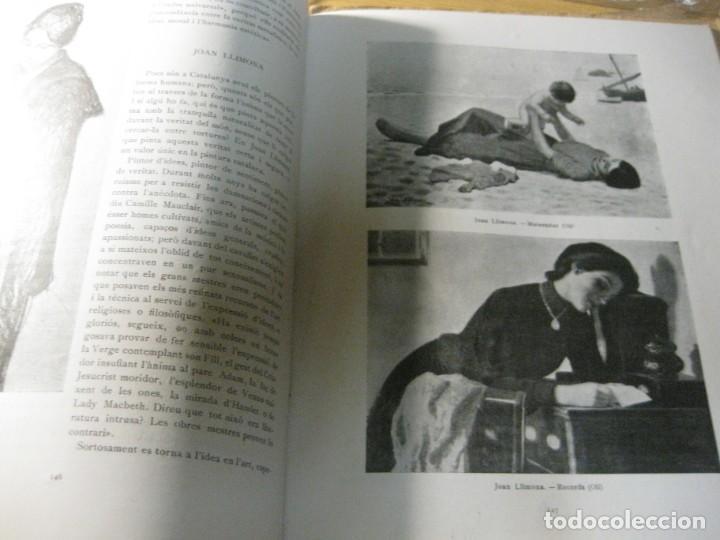 Coleccionismo de Revistas y Periódicos: revista de arte vell i nou epoca II 1920 Vol I nº V ed bayes . germans llimona art - Foto 6 - 195153227
