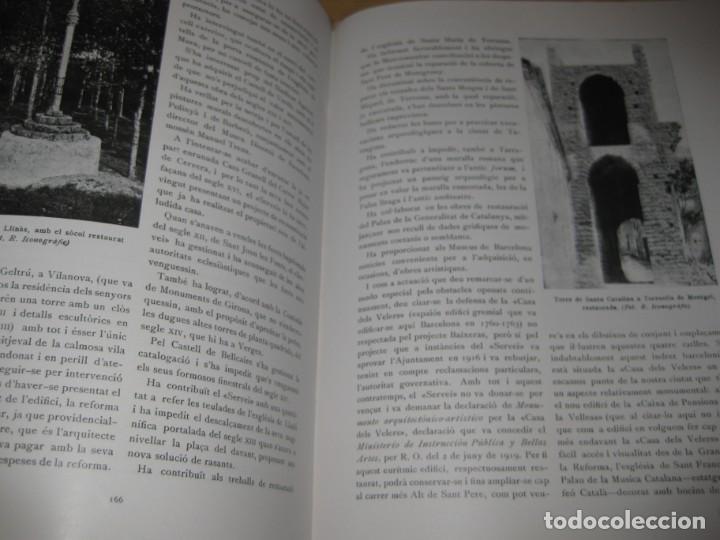 Coleccionismo de Revistas y Periódicos: revista de arte vell i nou epoca II 1920 Vol I nº V ed bayes . germans llimona art - Foto 8 - 195153227