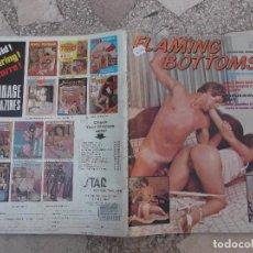 Coleccionismo de Revistas y Periódicos: REVISTA DE SADO U.S.A,FLAMING BOTTOMS VOL ONE, Nº ONE, REVISTA EROTICA ,SOLO PARA ADULTOS. Lote 195172672