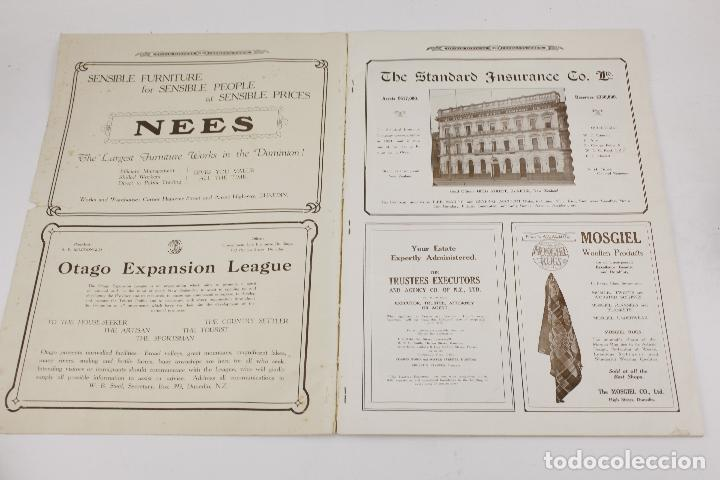 Coleccionismo de Revistas y Periódicos: The Otago Witness, Christmas annual, 1928, Dunedin, New Zealand. 47,5x33cm - Foto 2 - 195186090