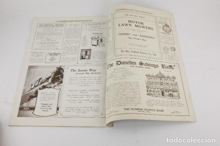 Coleccionismo de Revistas y Periódicos: The Otago Witness, Christmas annual, 1928, Dunedin, New Zealand. 47,5x33cm - Foto 4 - 195186090