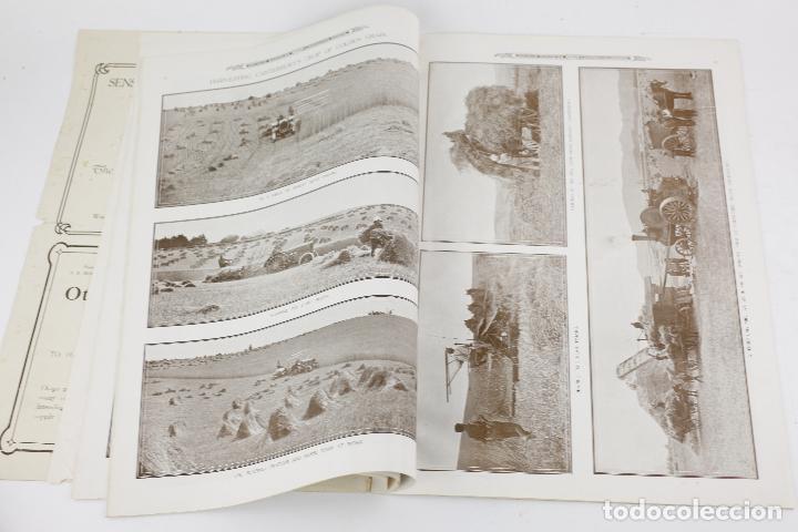 Coleccionismo de Revistas y Periódicos: The Otago Witness, Christmas annual, 1928, Dunedin, New Zealand. 47,5x33cm - Foto 6 - 195186090
