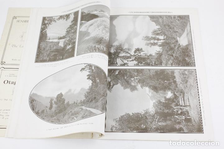 Coleccionismo de Revistas y Periódicos: The Otago Witness, Christmas annual, 1928, Dunedin, New Zealand. 47,5x33cm - Foto 7 - 195186090